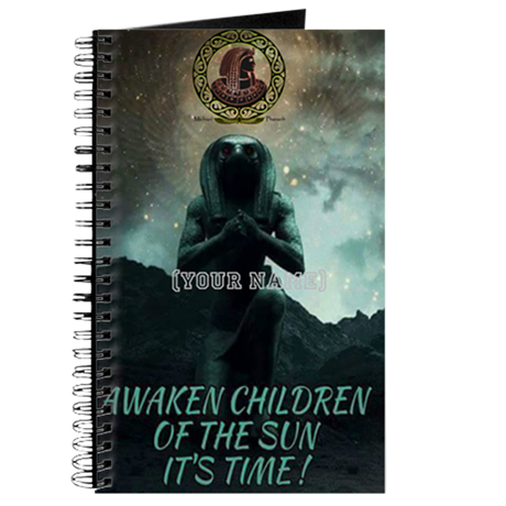 HORUS AWAKENING NOTEBOOK