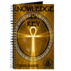 Image of KEY IS KNOWLEDGE NOTEBOOK