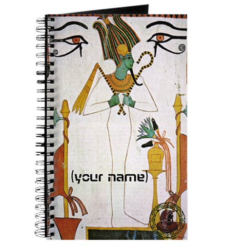 OSIRUS CUSTOM SCHOOL NOTEBOOK