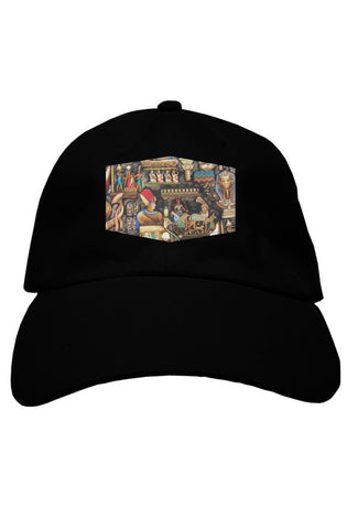 KEMETIC DREAMS 3D EDTIONS HAT
