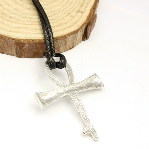 Ankh Necklace The King Of The Key Necklace For Men and Women