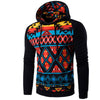 Image of Hoodies Mens Hombre  Space Cotton Sweatshirt