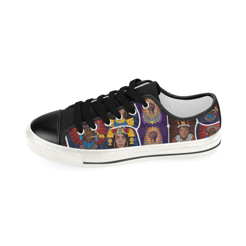 Biggie Tupac Michael Aaliyah Custom Shoes for Women