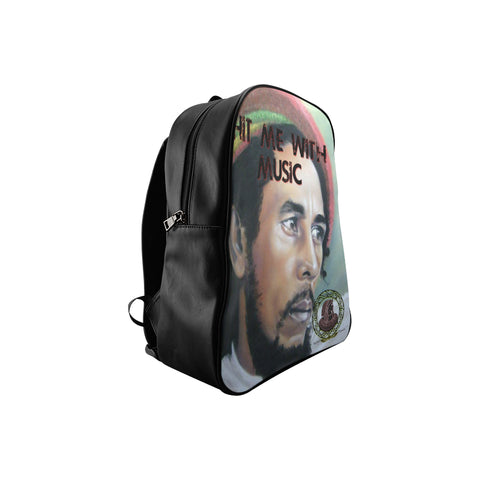 BOB MARLEY BOOK BAG