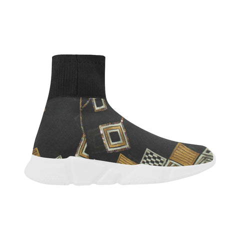 GOLD EDITIONS #1 SOCK SHOES FOR WOMEN