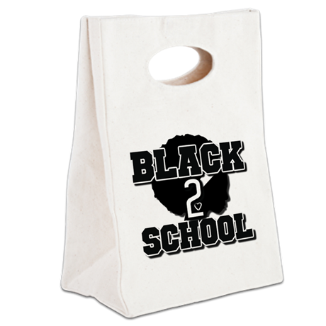 Custom Canvas Lunch Bags