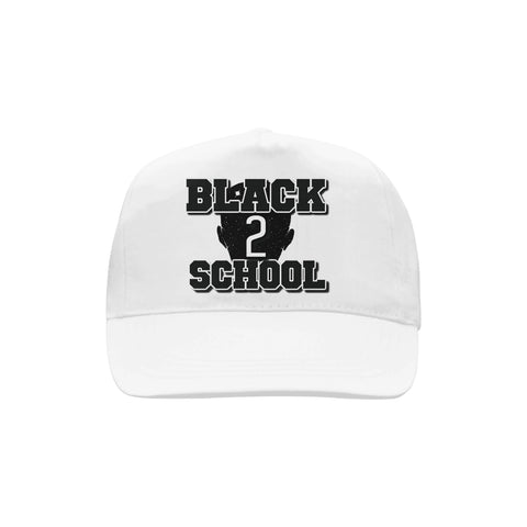 Black to school Baseball Cap