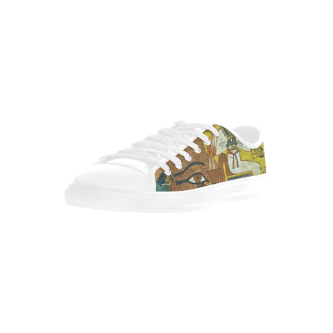 MICHAEL PHARAOH KEMETIC DREAMS #3 MEN LOW TOP