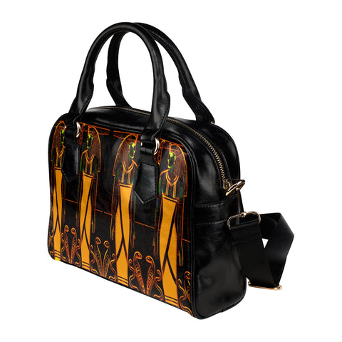 Shoulder Egyptian Woman Handbag