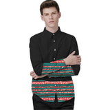 Dashiki shirts men long sleeve custom african print