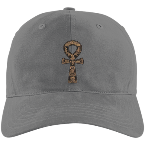 Adidas Unstructured Cresting Cap KEY TO LIFE ANKH