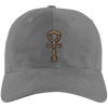 Image of Adidas Unstructured Cresting Cap KEY TO LIFE ANKH