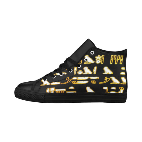 HIGH TOP ACTIONS HIEROGLYPHIC DIMENSIONS (HD) #1 LIMITED EDITIONS MENS