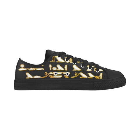 LOW TOP ACTIONS HIEROGLYPHIC DIMENSIONS (HD) #1 LIMITED EDITIONS WOMEN'S