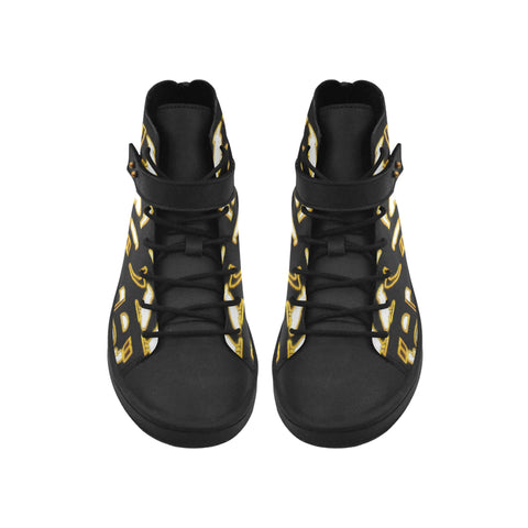 WOMEN HIGH TOP HIEROGLYPHIC DIMENSIONS (HD) #1 LIMITED EDITIONS