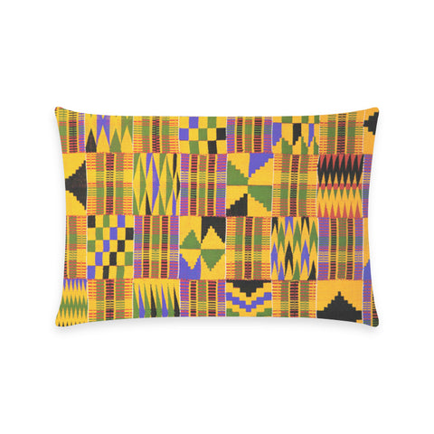 MICHAEL PHARAOH KENTE PILLOW CASES