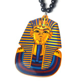 FREE Hip Hop Tutankhamun Gold Egypt Pharaohs Necklace