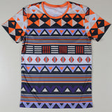New Summer Retro Style t shirt Vintage Print Short Sleeve Men 3D T