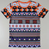 Image of New Summer Retro Style t shirt Vintage Print Short Sleeve Men 3D T