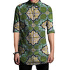 Image of One-piece or small mass customization male african print africa dashiki top clothing