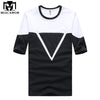 Image of O-Neck Short-sleeve Tshirt