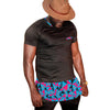Image of African clothes customized print t shirts men africa clothing summer short