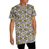 Summer men dashiki shirt african print clothes short sleeve africa clothing