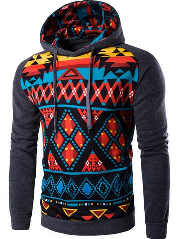 Hoodies Mens Hombre  Space Cotton Sweatshirt