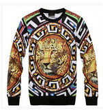Maya Indian totem hoodies for men/women brand men sweatshirts