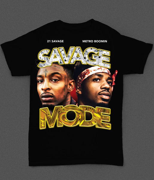 Savage Mode 2001 Tee
