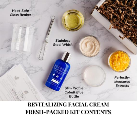 Revitalizing Facial Cream Kit