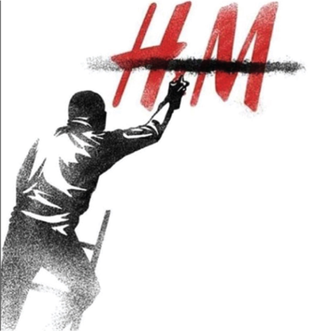 H&M IS TRYING TO STEAL THE RIGHTS TO STREET ART! HERE IS THE SCOOP