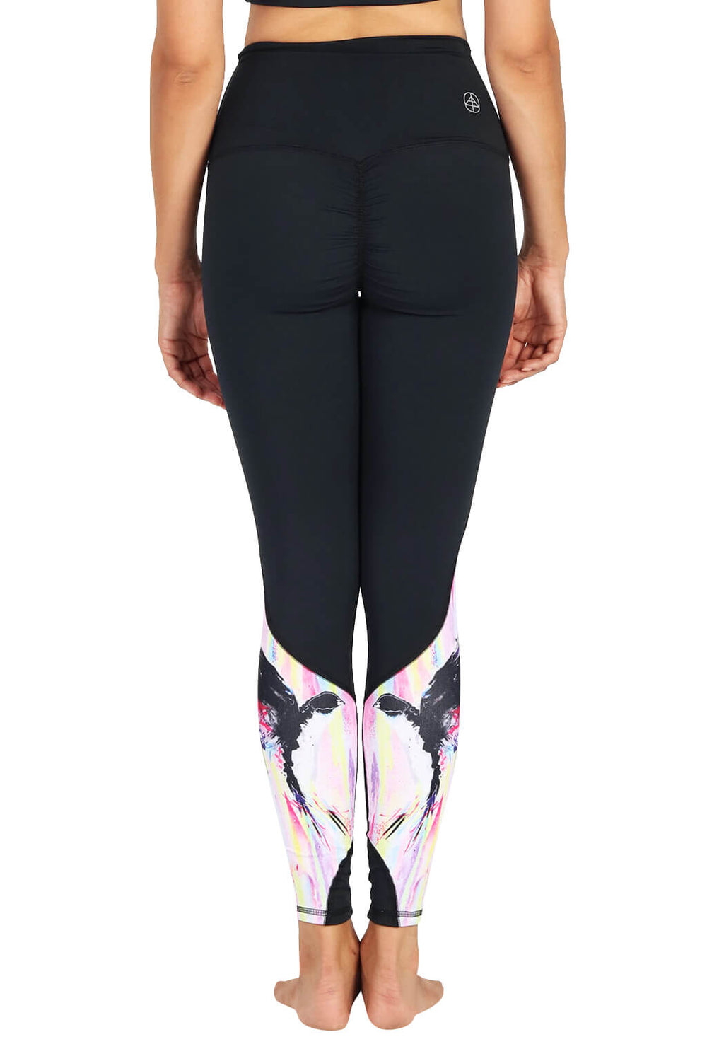 Yoga Leggings by Yogavated Athletic Apparel Duality Sharp Legging