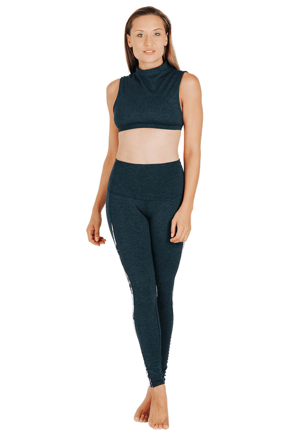 Yoga Leggings by Yogavated Athletic Apparel Electrify Key Legging