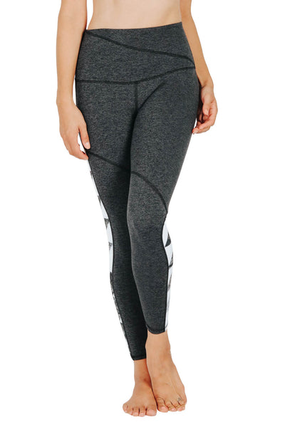 Yoga Leggings by Yogavated Athletic Apparel Magnetic Incline Leggings