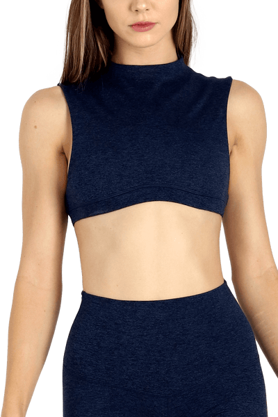Yoga Sports Bra by Yogavated Athletic Apparel Funnel Chic Bra