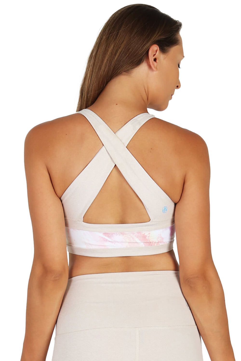 Yoga Sports Bra by Yogavated Athletic Apparel Reflect Reversible Yogavator Bra