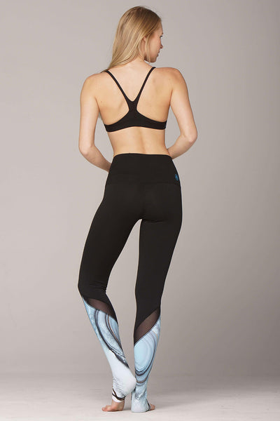 Amazonite Luxe Legging