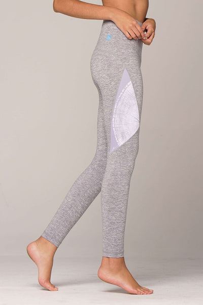 yoga Leggings by Yogavated Athletic Apparel Knowledge Alt-J Legging