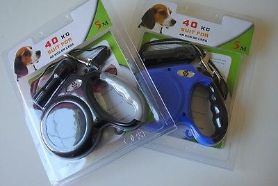 Retractable Dog Leash (15 Feet)
