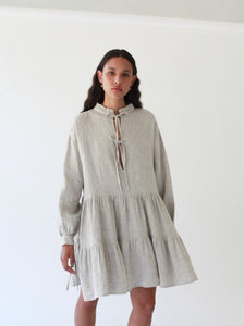 Atacama Dress in Sand