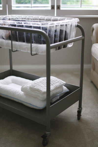 Petite Cot, Bed and Bath System
