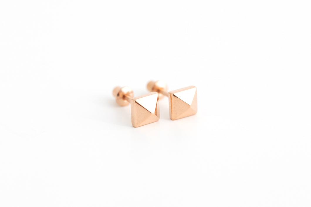 Pyramid Rose Gold (4737064239203)