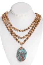 Aqua Terra Wrap Necklace