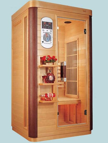 One Person Deluxe Infrared Sauna