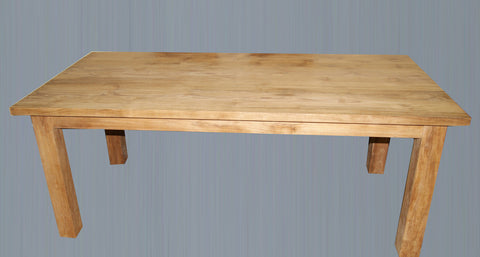 Teak Rectangular Table
