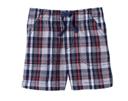 Baby Boy Jumping Beans Plaid Shorts, Multi-color, 3 Months - U.S. Retail Products