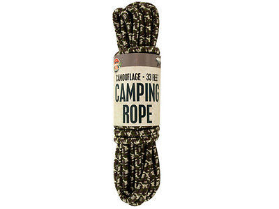 Camouflage Camping Rope - U.S. Retail Products