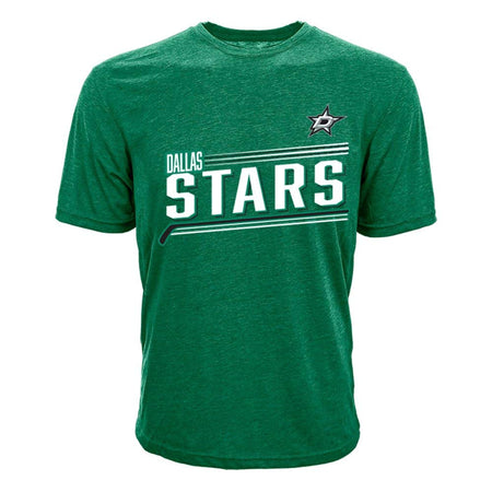 NHL Dallas Stars Jamie Benn Icing Name & Number Tee, Green, Youth Large - U.S. Retail Products