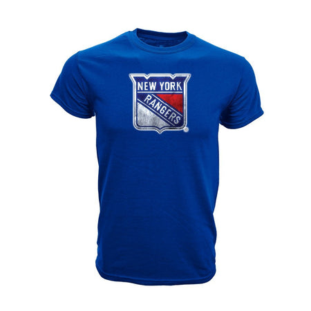 NHL New York Rangers Light Speed Youth Tee, Royal Blue, Youth Large - U.S. Retail Products